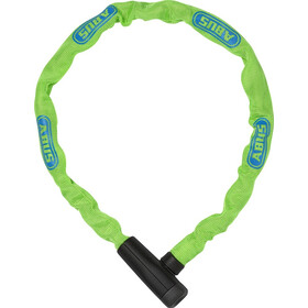 ABUS 5805K Steel-O-Chain Kettingslot, lime